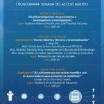 Universidad de Costa Rica celebrará Semana del Acceso Abierto