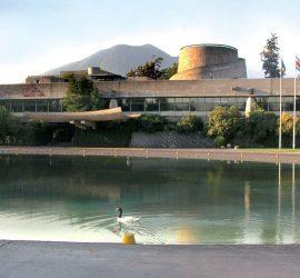 Edificio Cepal en Chile - fotografía de cepal.org