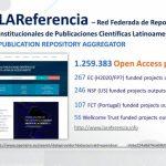LA Referencia se integra a la plataforma OpenAIRE de ciencia abierta